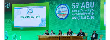 55th ABU General Assembly & Associated Meetings  : AIBD Seeks Out More Partnership Opportunities