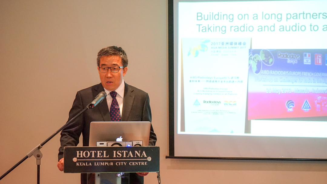 New Radio Conference is coming to Asia in 2019