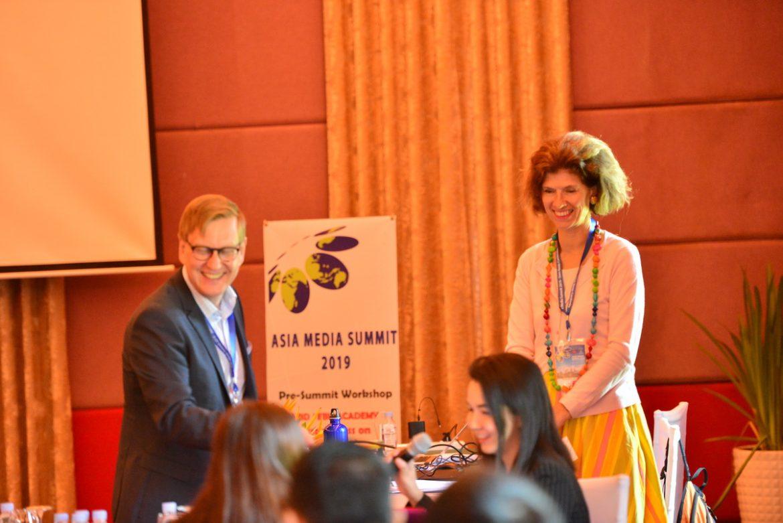 Media Executives Urged to Craft Future Winning Strategies