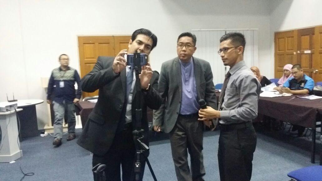 AIBD/RTB Workshop on Mobile Journalism