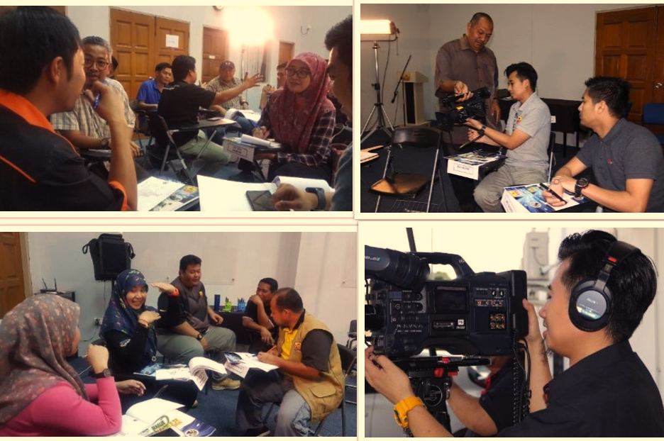 AIBD/RTB In-country Workshop on Single Camera Production Operation