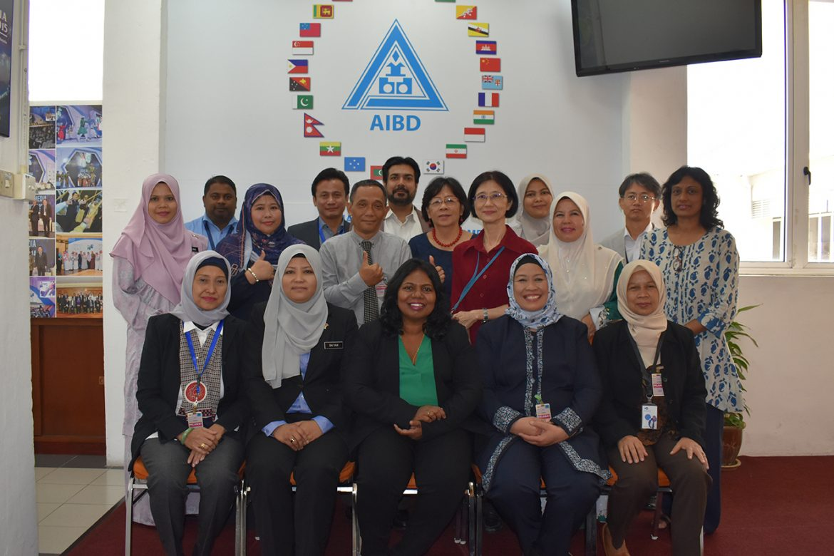 AIBD Ready to Help Members in Capacity Building
