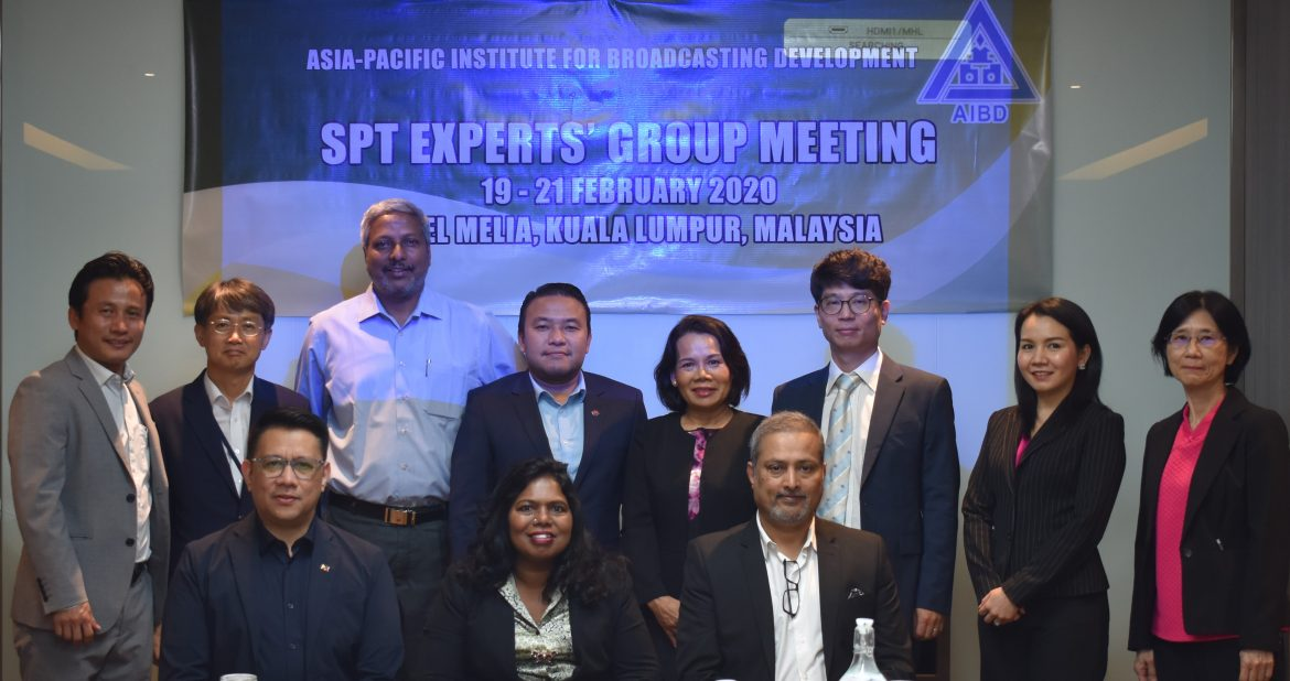 SPT Experts Group Meeting