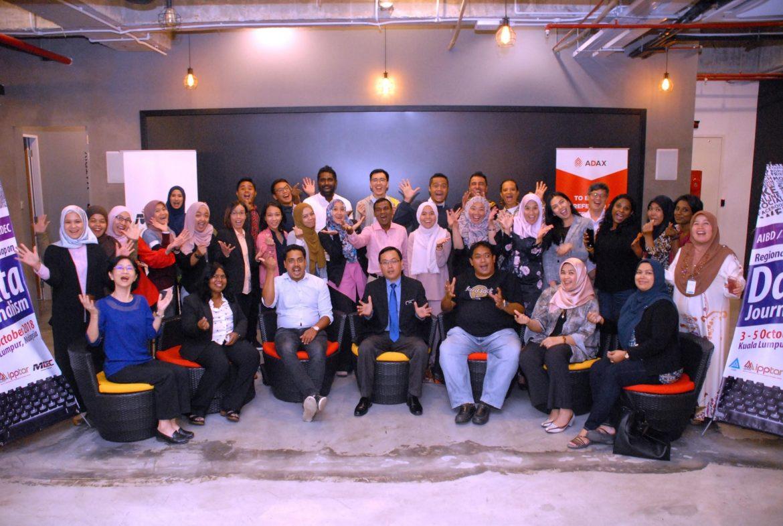 AIBD/ IPPTAR/ MDEC Regional Workshop on Data Journalism