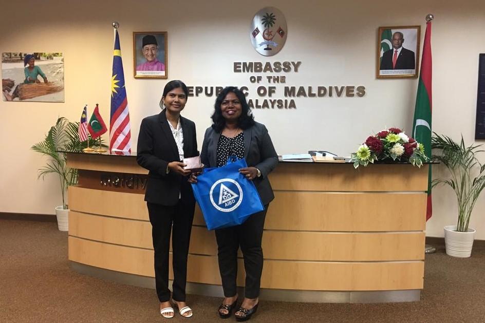maldives embassy
